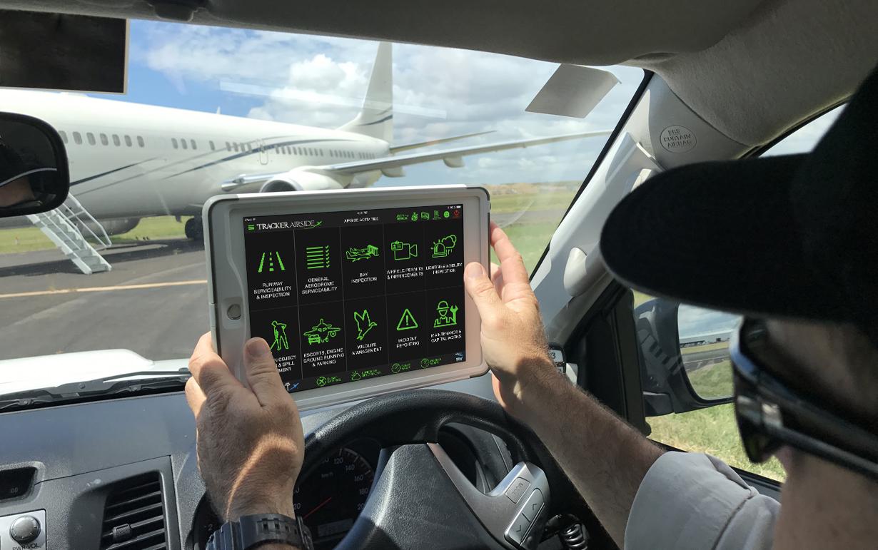Brisbane Airport Innovates