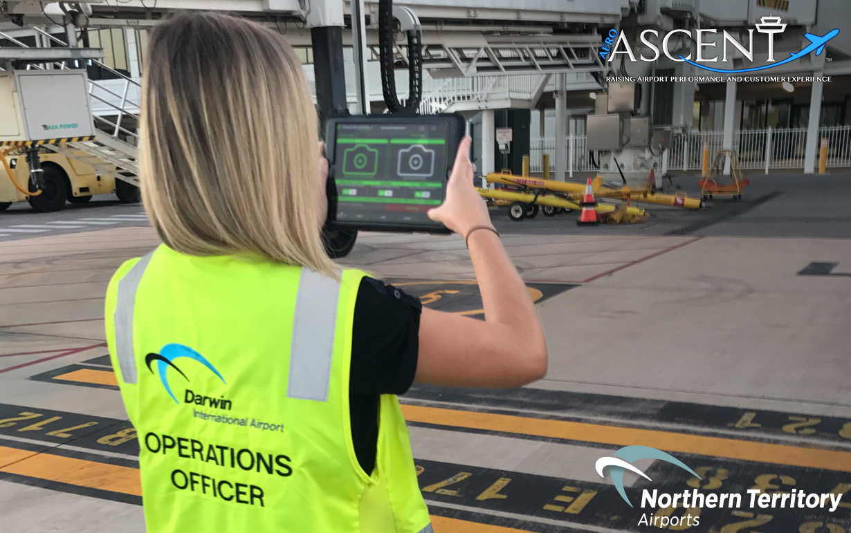 Distruptive Innovation Takes Off at Northern Territory Airports