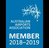 2018-2019 Australian Airports Association Member
